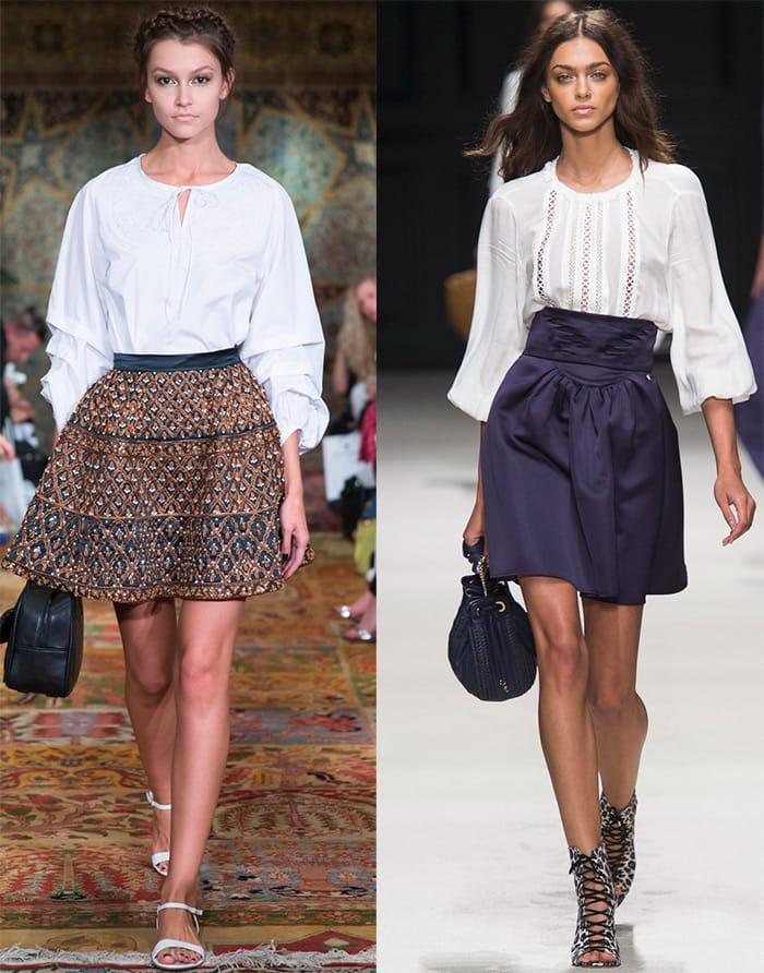 Модные Блузки 2017 Фото Тенденции Мода