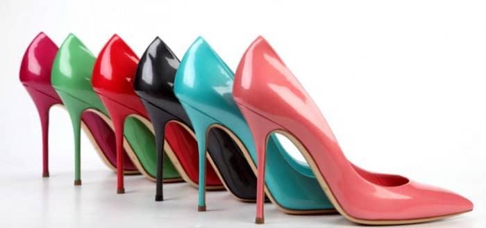 Як доглядати за лакованим взуттям в домашніх умовах  8a709328ef177