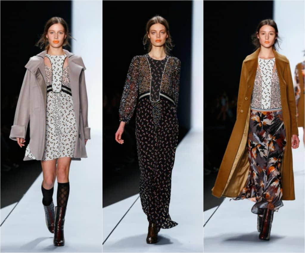 Модная одежда 2017 год осень-зима