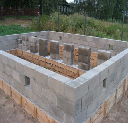 Фундаментные блоки б у в волоколамске
