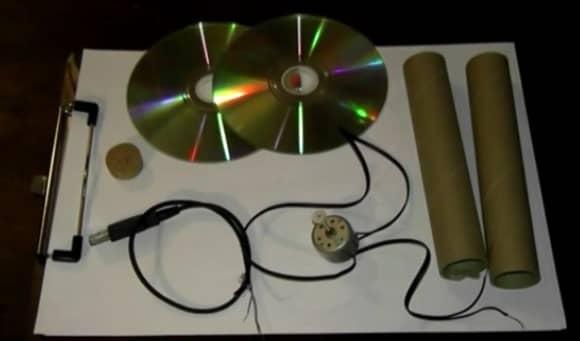e6433b51639b9f67512790c4d2341b98 Як зробити USB вентилятор своїми руками з мотора, USB, кулера