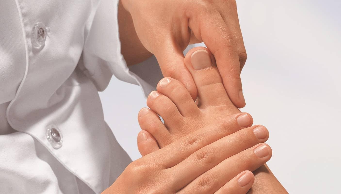 Чувствительные ногти на руках