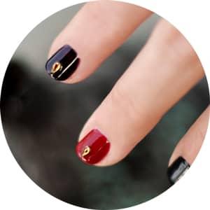манікюр на короткі нігті 2016 фото