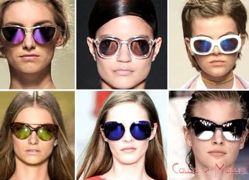 3aad3231ef101b81135e9c1ae4727676 Жіночі сонцезахисні окуляри весна літо 2016   модні фасони 3b9601a2992ed