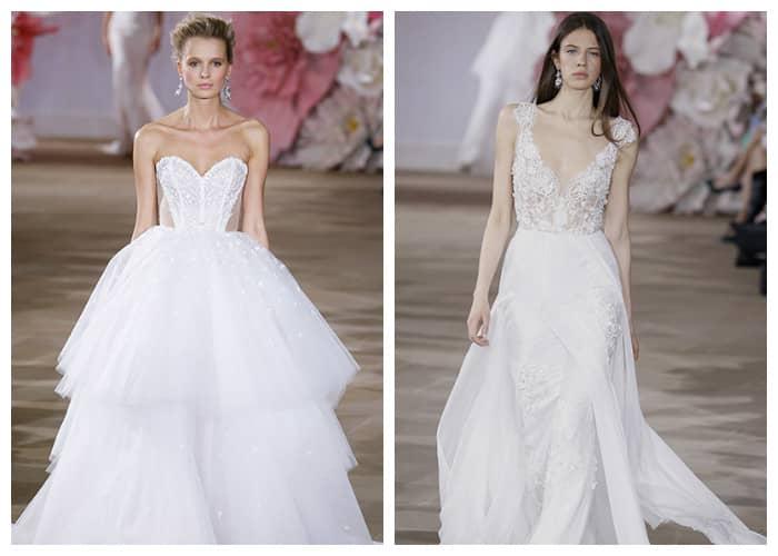 Весільні сукні 2017  новинки і тенденції  cff9bb708a70c