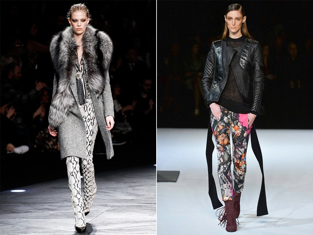 Мода Зима 2017 Женская Одежда