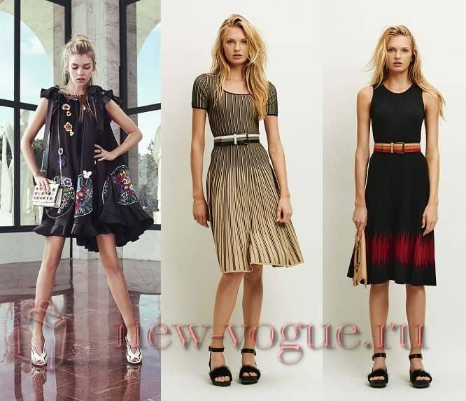 Модні повсякденні сукні 2018 новинки фото  9d99ad5390d99
