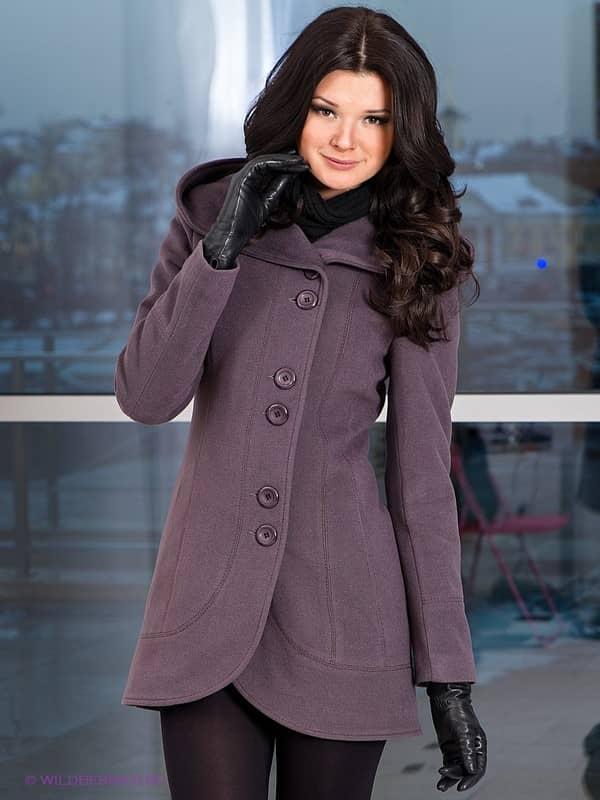 Пальто зима модели фото
