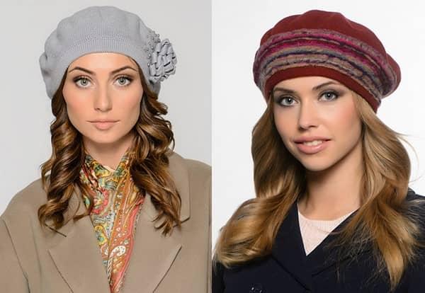 ... 7511b536e2dc60757da165137e2dd3b3 Модні зимові жіночі шапки 2017 2018   фото 2d71e04185e90