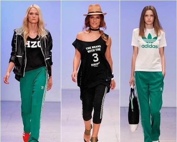 Модная Спортивная Одежда Для Женщин