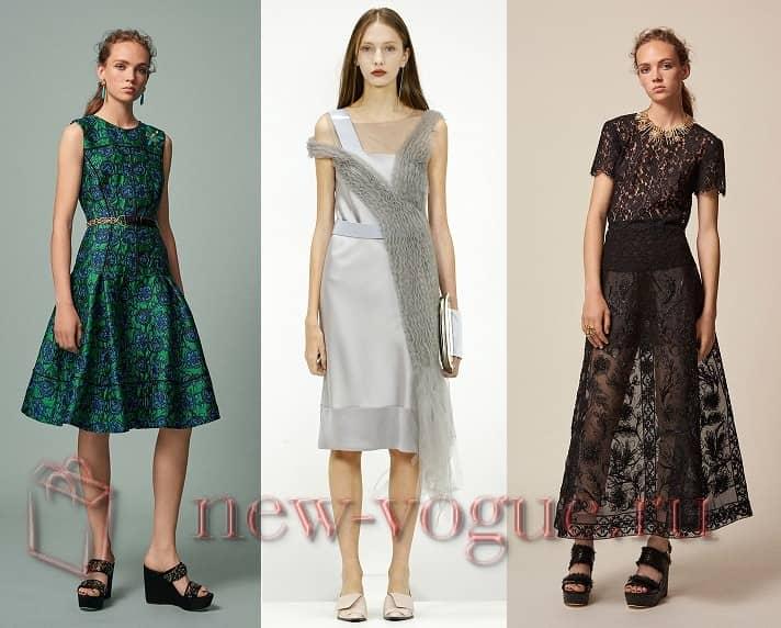 a3babe7cadedb39d69dc103272f09e61 Модні повсякденні сукні 2018 новинки фото c2b98cd5411f6