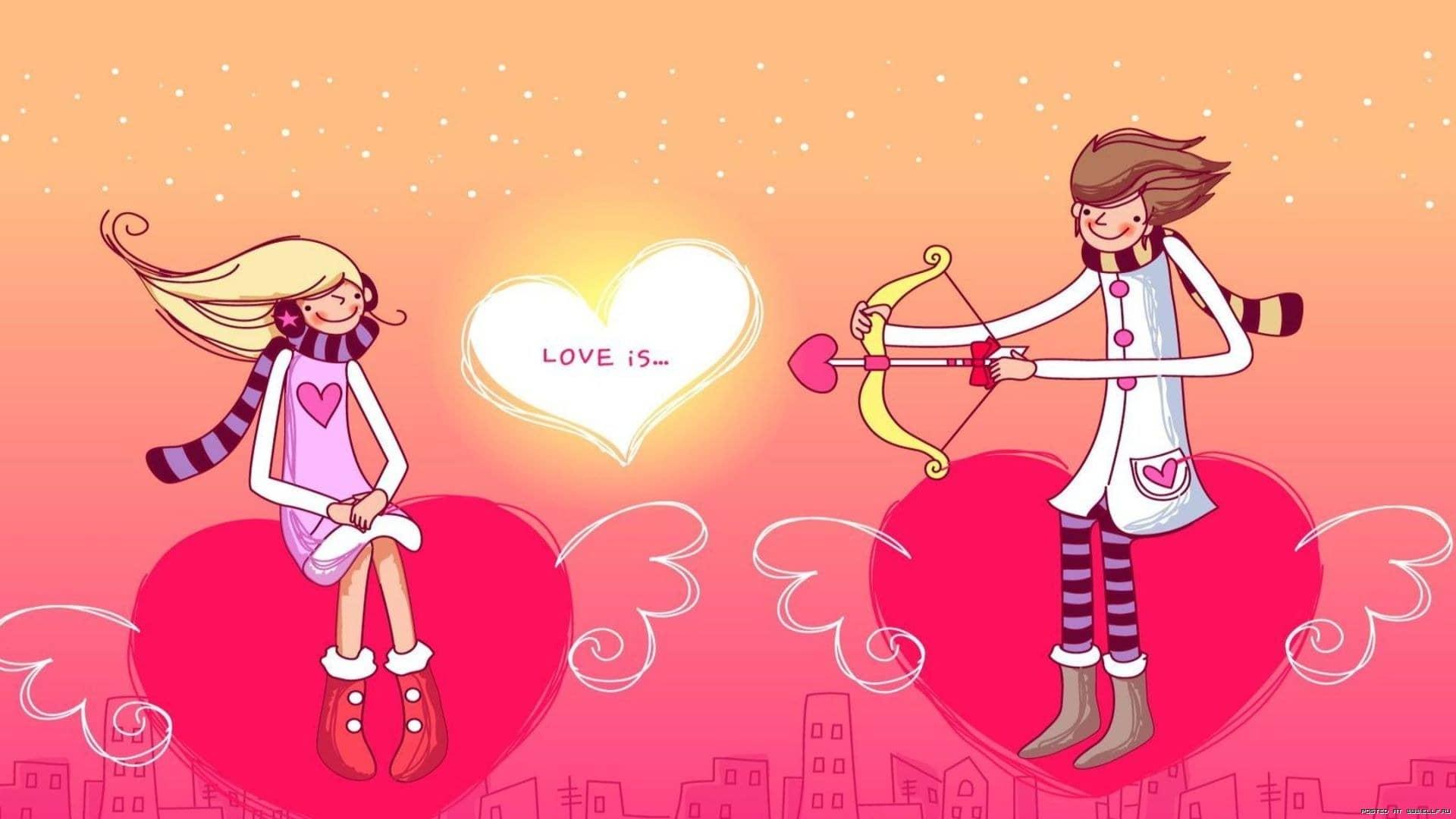 Конкурсы на день влюбленных в школу