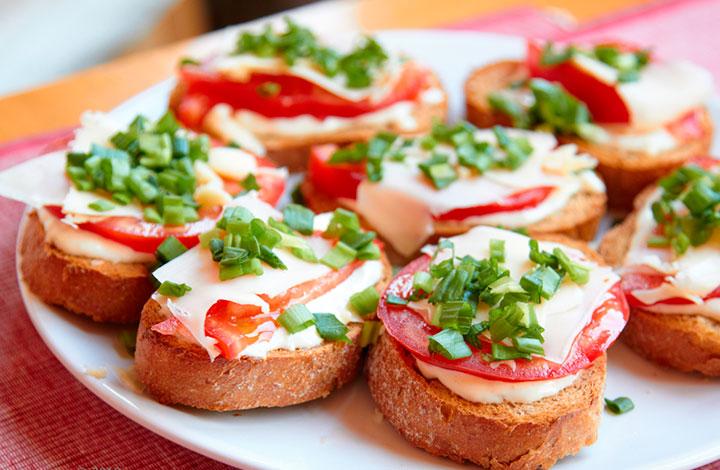Самая лучшая закуска быстрого поедания готовится за 5 минут рецепт