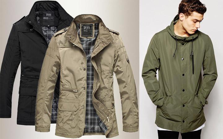 Купить Стильные Модные Мужские Куртки