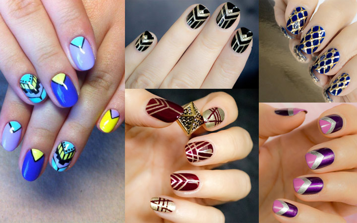 Гель лак дизайн 2017-2018 на свои ногти френч