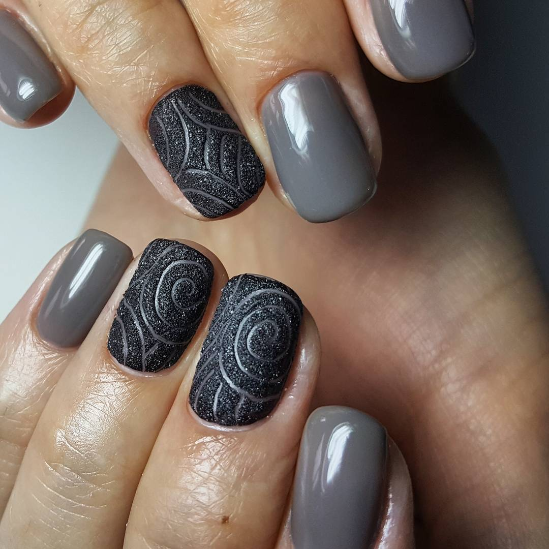 Идеи Маникюра На Квадратные Ногти Фото