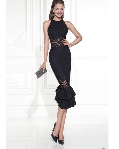 ... модні чорні сукні новинки фото krasivye chernye platya 2018 2019   fasony 828c4a7e3974a