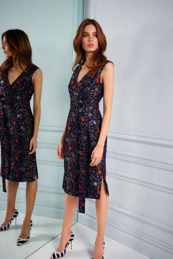 Самі модні сукні весна-літо 2019-2020 – фото підбірка ідей 8c0ca60d0677d
