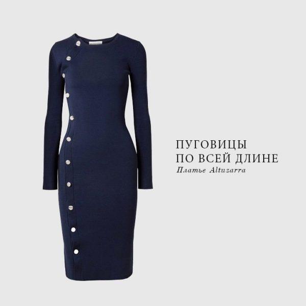 a7d31e34c6c538 Цікавими варіантами сукні весна літо 2019-2020 стали моделі, декоровані  гудзиками по всій довжині наряду. Подібні сукні виглядають дуже оригінально  і дуже ...