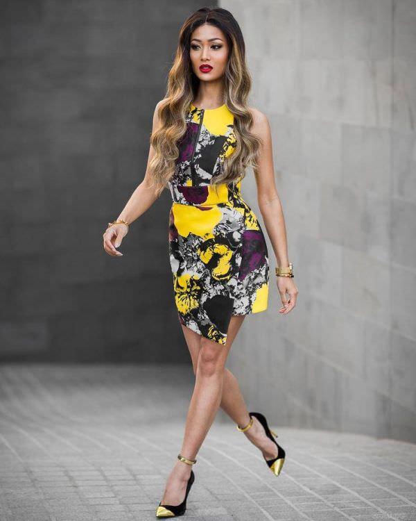 aea6c932e59931 Самі модні сукні весна-літо 2019-2020 – фото підбірка ідей, моделей та  фасонів